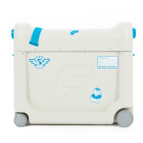 Аренда чемодан-кровать BedBox Jetkids синяя