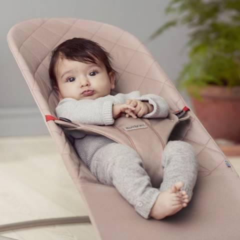 Кресло-шезлонг Babybjorn Bliss Cotton напрокат