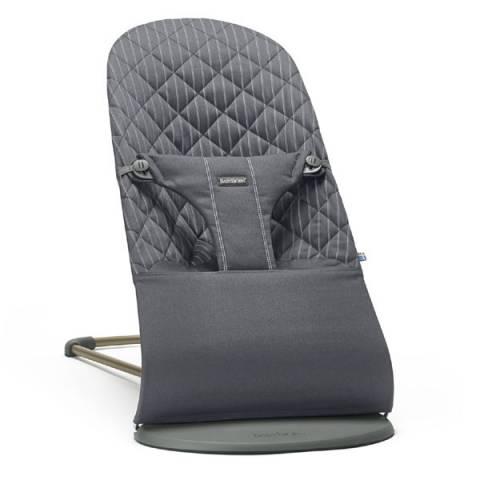 Кресло-шезлонг Babybjorn Bliss Cotton прокат