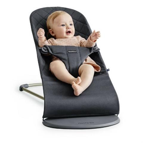 Кресло-шезлонг Babybjorn Bliss Cotton аренда