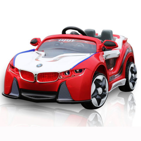 Детский электромобиль BMW i8 прокат