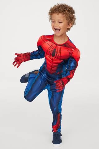 """Маскарадный костюм """"Человек-паук"""" напрокат"""