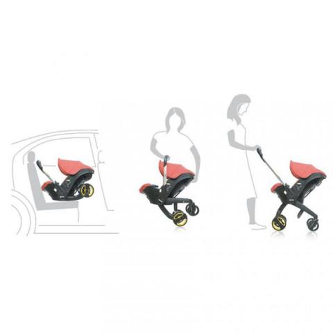 Коляска- автокресло Simple Parenting Doona прокат