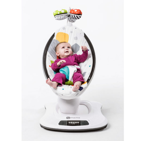 Кресло-качалка 4moms Mamaroo 3.0 прокат