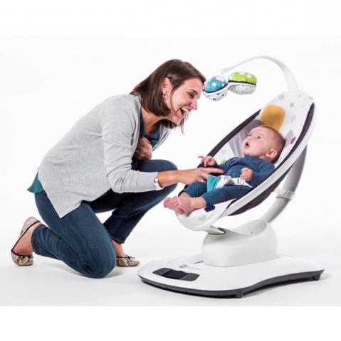 Кресло-качалка 4moms Mamaroo 3.0 напрокат