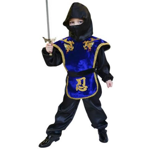 Карнавальный костюм «Ниндзя» аренда
