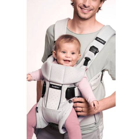 Рюкзак-кенгуру Babybjorn One Air Mesh напрокат