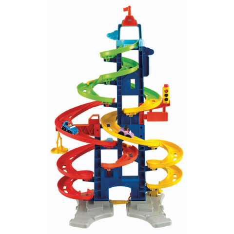 Парковка City Skyway, Fisher Price прокат