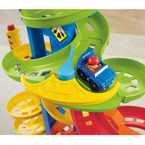 Прокат Парковка City Skyway, Fisher Price