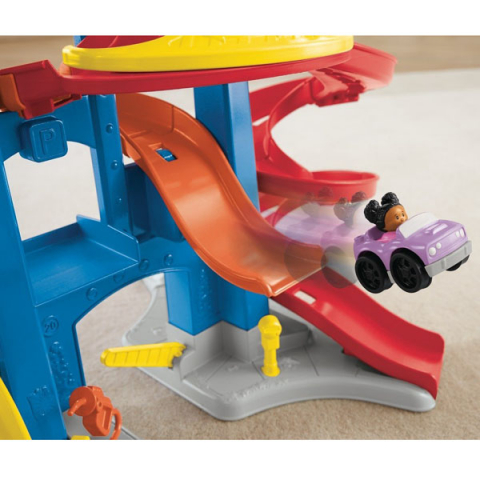 Аренда Парковка City Skyway, Fisher Price