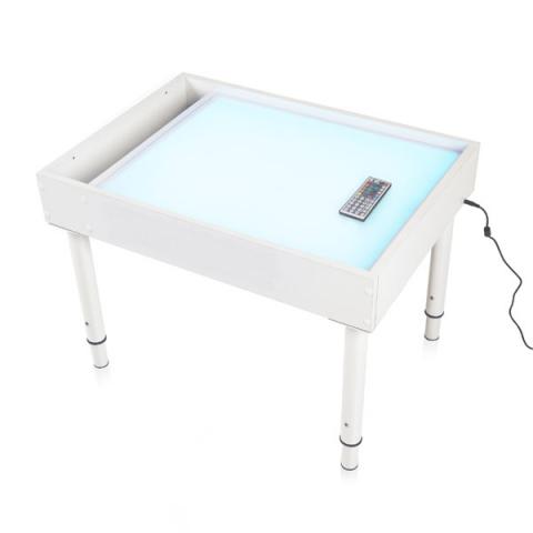 Световой стол со стеклянной крышкой прокат