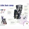 Велокресло Bellelli Little Duck Clamp напрокат